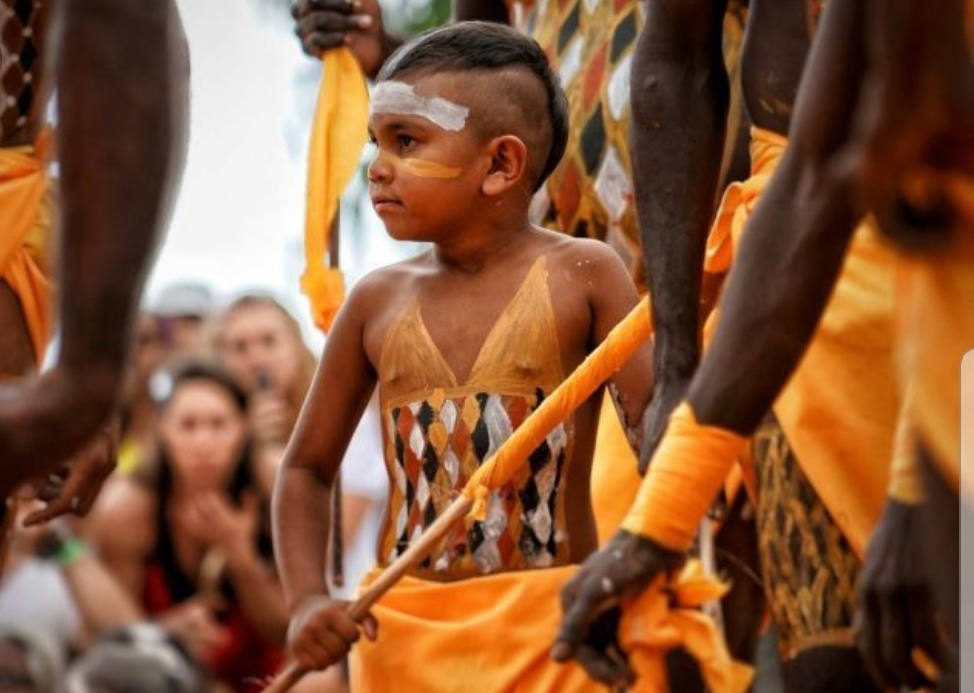 Lost Worlds: The Aboriginal Culture